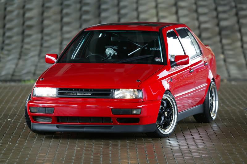 [ VW ] VENTO Red12410