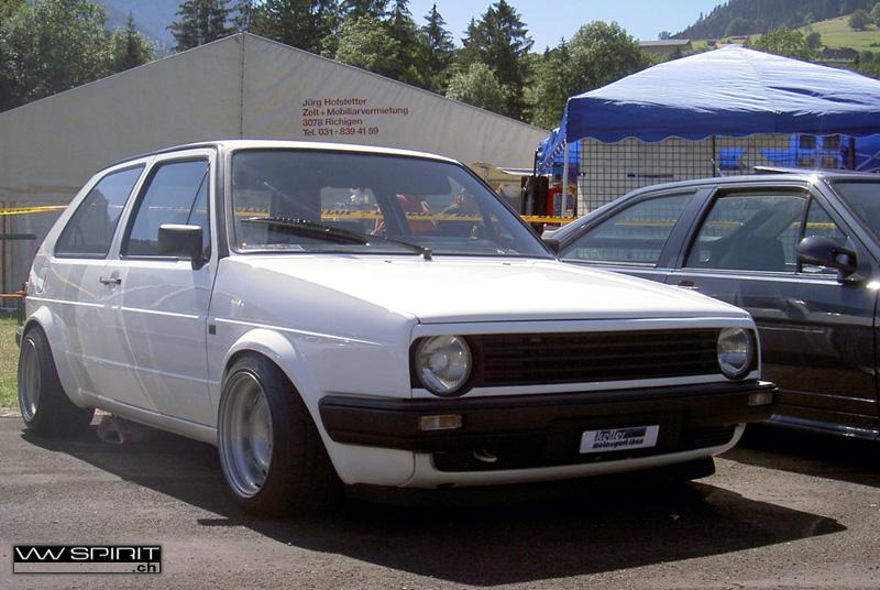 [ VW ] GOLF MK2 Reiche10