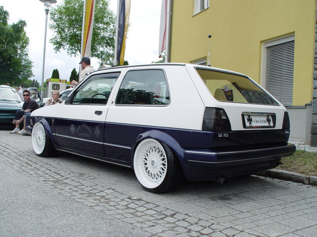 [ VW ] GOLF MK2 See08-10