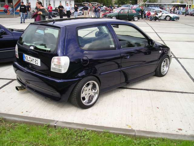 [ VW ] POLO 6N / 6N2 Skodab19