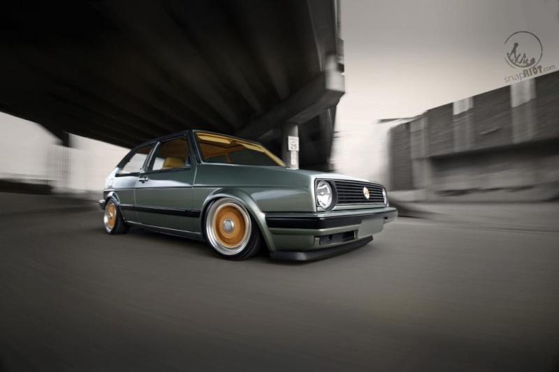 [ VW ] GOLF MK2 Snapri10