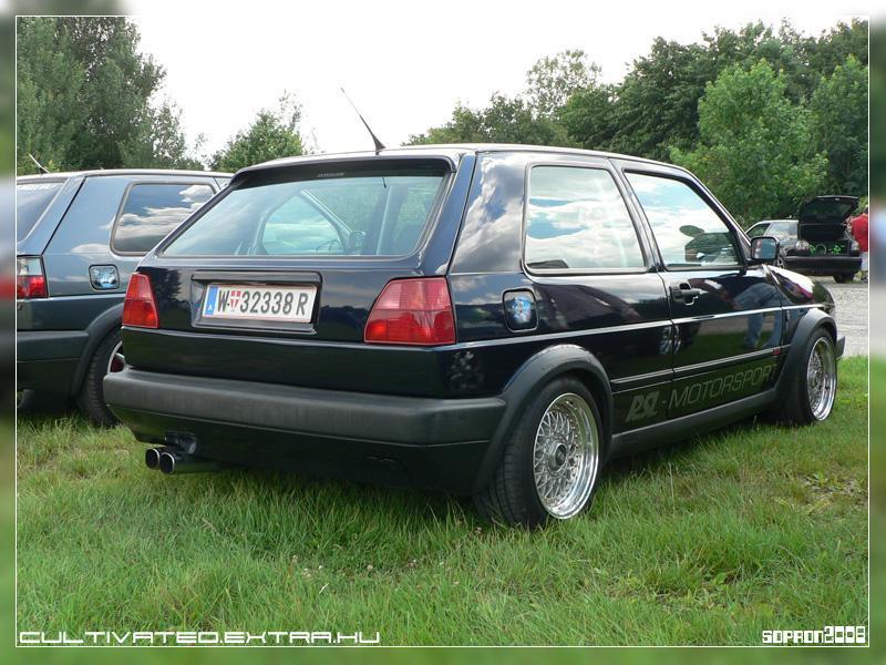 [ VW ] GOLF MK2 Sopron11