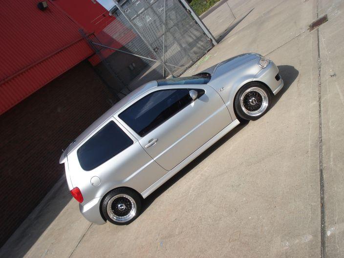 [ VW ] POLO 6N / 6N2 Tidyva10