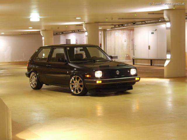 [ VW ] GOLF MK2 Tuning12