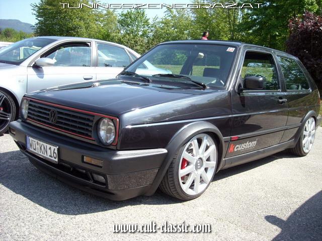 [ VW ] GOLF MK2 Tuning13