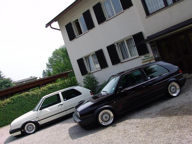 [ VW ] GOLF MK2 Vas_se16