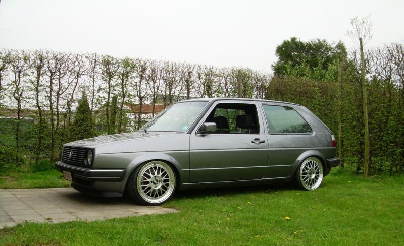 [ VW ] GOLF MK2 Workzc10