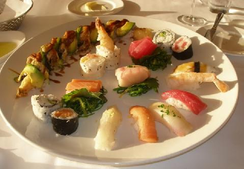 California Grill vs. Chefs de France + Teppan Edo Cali_g13