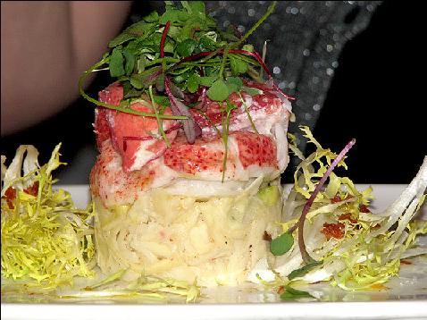 California Grill vs. Chefs de France + Teppan Edo Lobste10