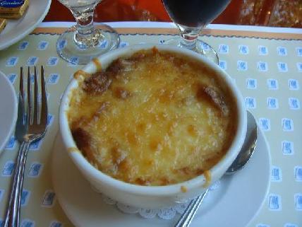 California Grill vs. Chefs de France + Teppan Edo Soup10