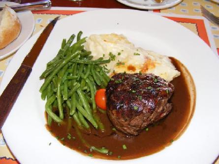 California Grill vs. Chefs de France + Teppan Edo Steak11