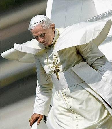 L'abbé Ratzinger... Benoit10