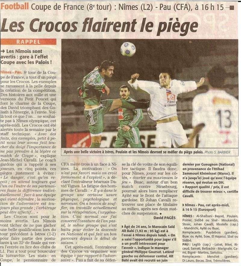 Coupe de France 2009/2010 - Page 2 Numari11