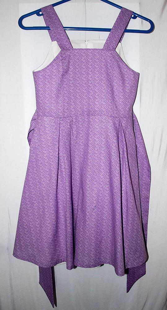 Purple dress for Mia. Mia_s_15