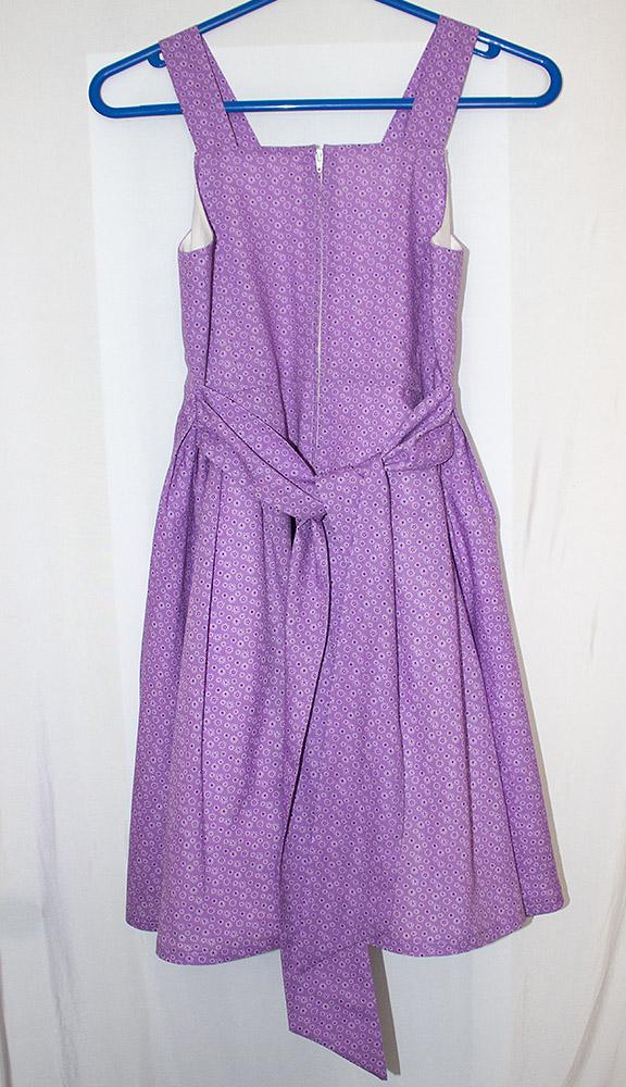 Purple dress for Mia. Mia_s_16