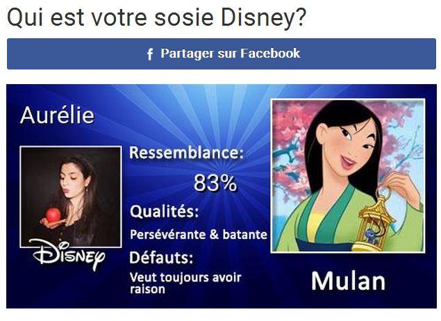 Quelle princesse Disney êtes-vous ? Mulan10