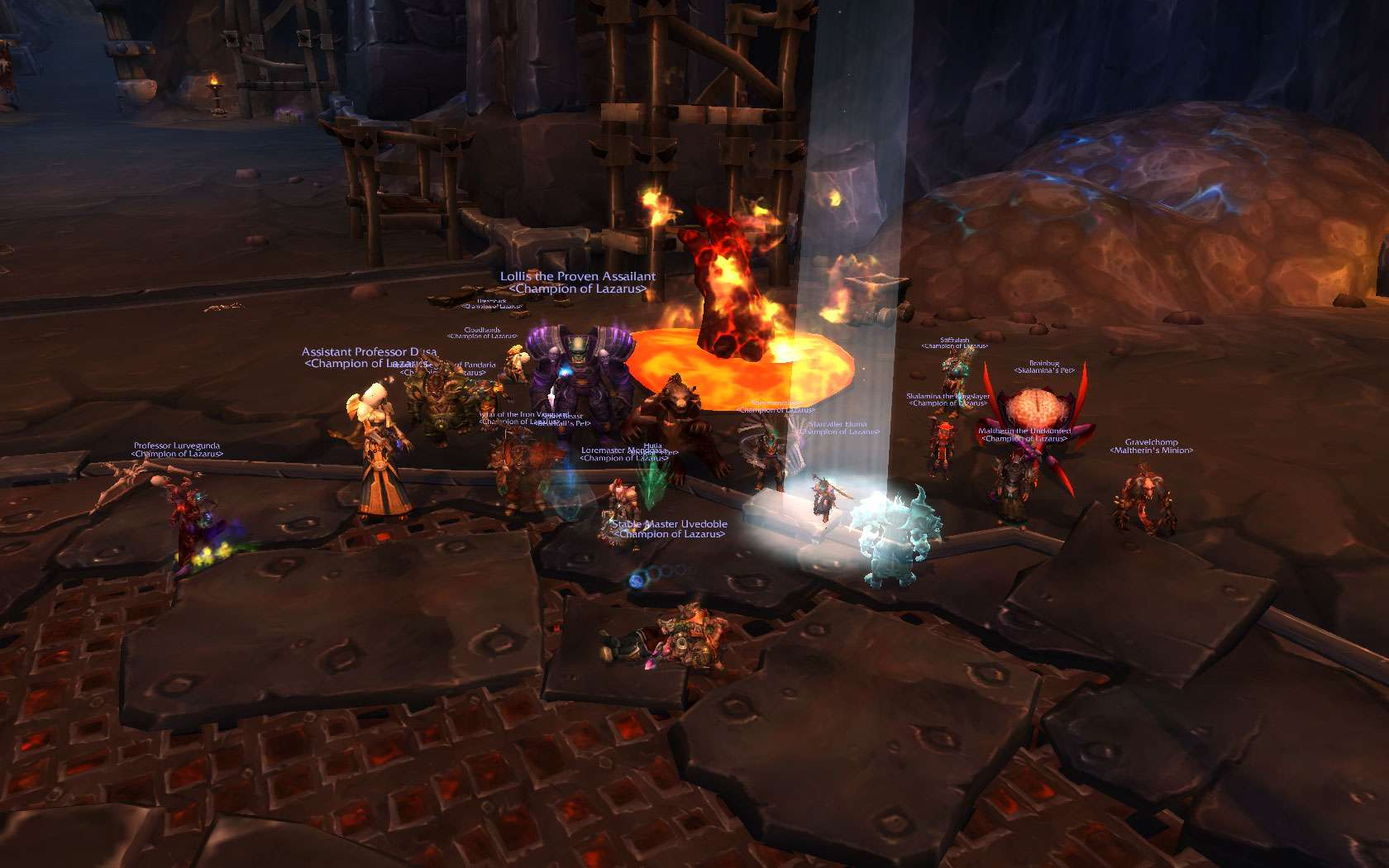 HC Blast Furnace got Blasted! Wowscr15