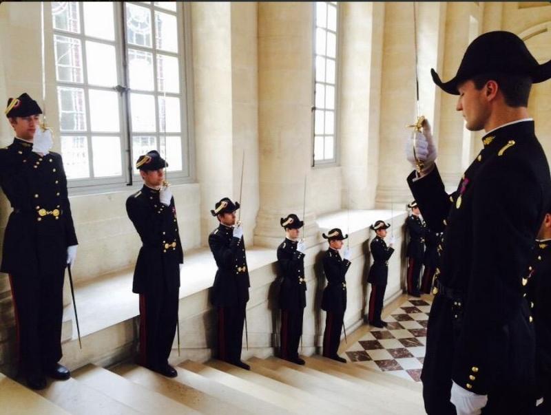 Le 124e Bal de l'X au Château de Versailles  Captur19