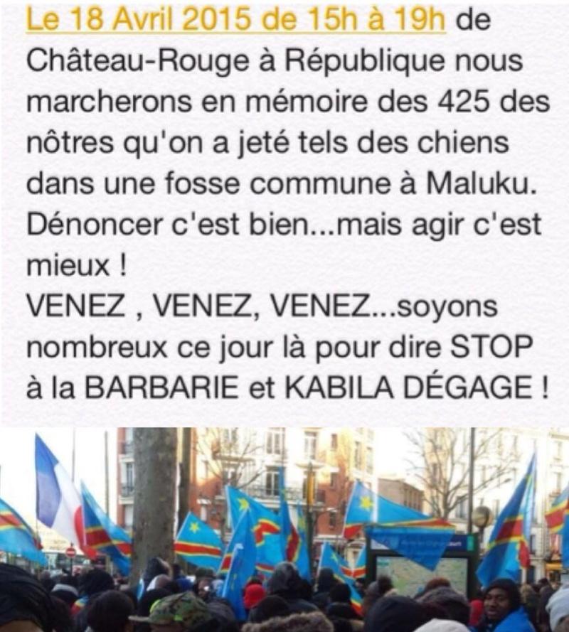 Affichage des activites politiques et autres de la diaspora Congolaise ! - Page 2 11091310