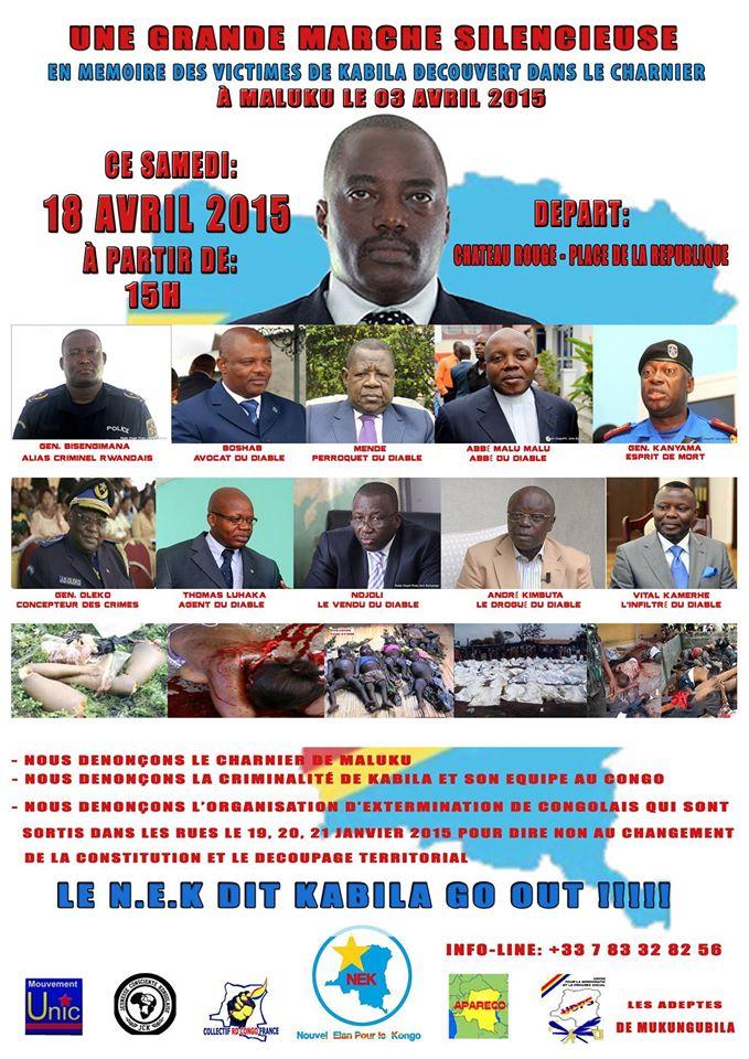 Affichage des activites politiques et autres de la diaspora Congolaise ! - Page 2 19262710