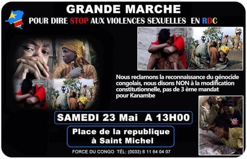 Message de mobilisation au peuple congolais par l'acteur de changement en RDC 22011_10