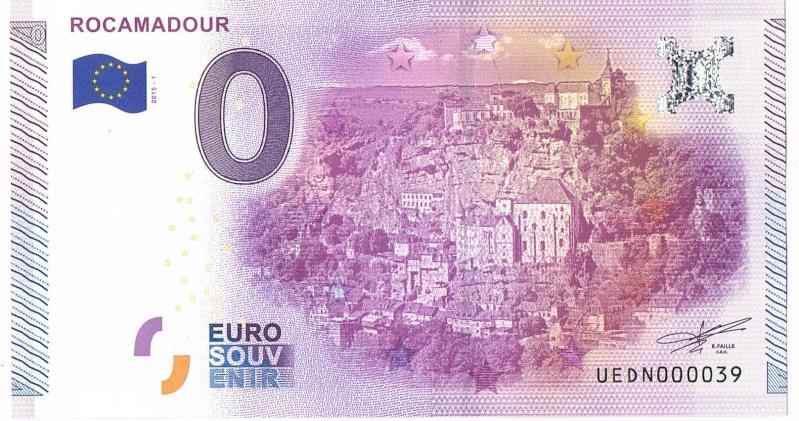 Billets 0 € Souvenirs = 80 46_roc10