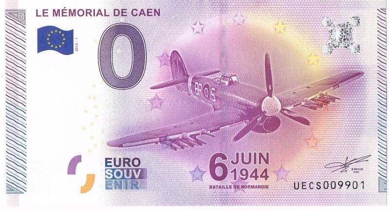 Billets 0 € Souvenirs = 65 Billet16