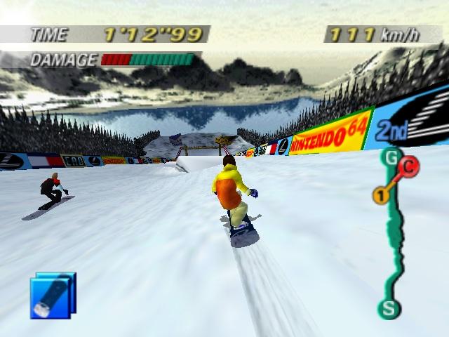 [Jeux Rétrolympiques 2015] Round 4 : 1080° Snowboarding N64 108010