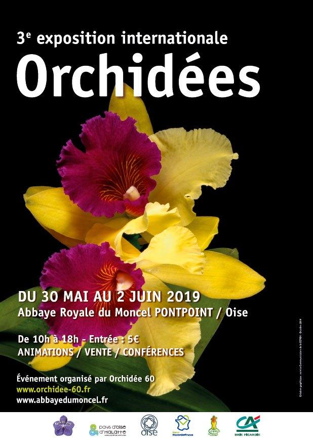 Pontpoint (60) - 3ème exposition internationale à l'Abbaye royale du Moncel du 30 mai au 2 juin Expo-i10