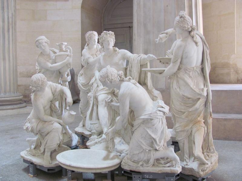 La statuaire dans les jardins de Versailles 110