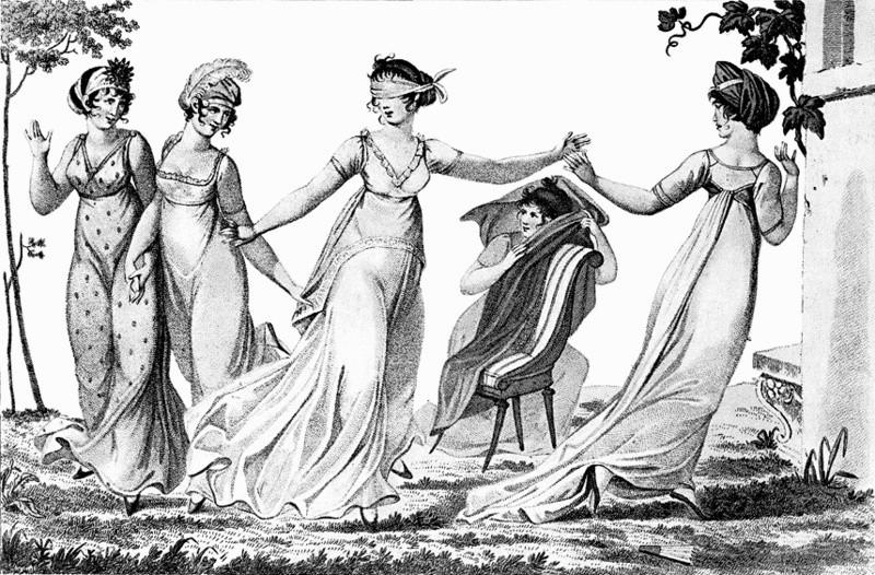 La Révolution déshabille les dames : la mode durant la Révolution 1210