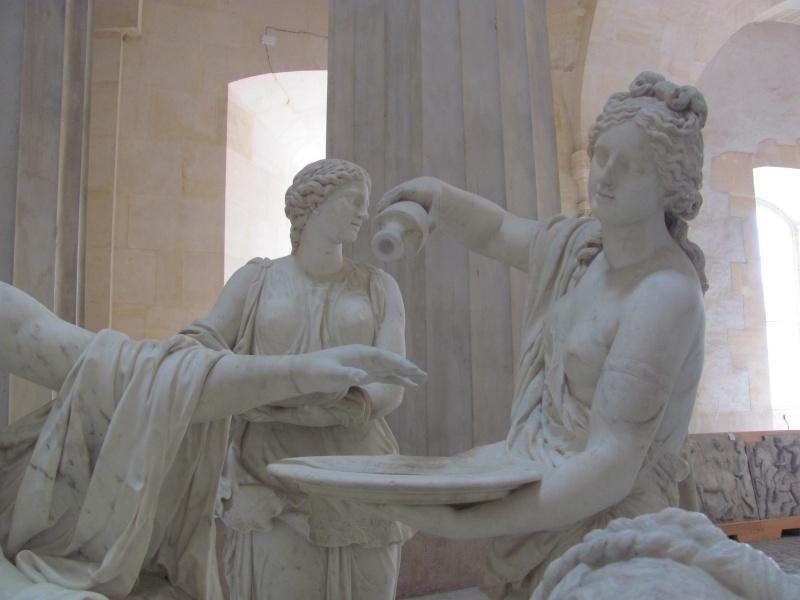 La statuaire dans les jardins de Versailles 211