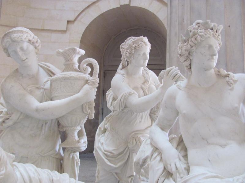 La statuaire dans les jardins de Versailles 311
