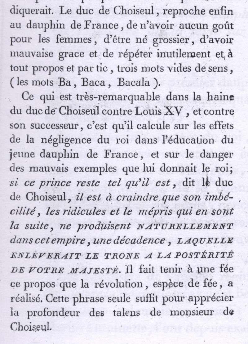 Le divorce de Marie-Antoinette et Louis XVI, intrigues et fantasmes ... B10