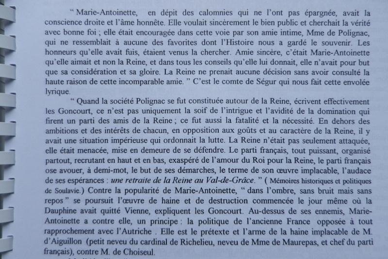 Marie-Antoinette se mêlait-elle de politique ? - Page 8 Goncou10