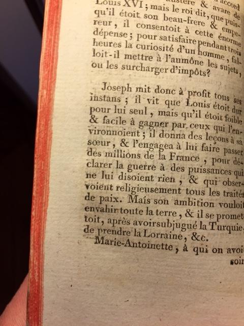 Marie-Antoinette se mêlait-elle de politique ? - Page 6 Img_1411