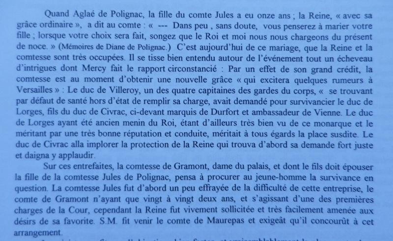 Aglaé de Polignac duchesse de Guiche Le_mar10