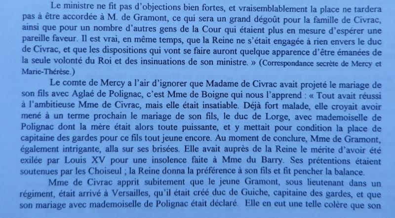 Aglaé de Polignac duchesse de Guiche Le_mar11