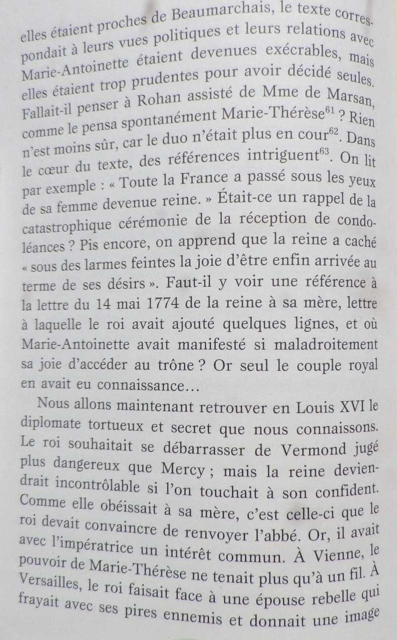 L'affaire du pamphlet, Beaumarchais et Louis XVI Meille12