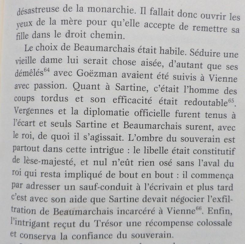 L'affaire du pamphlet, Beaumarchais et Louis XVI Meille13