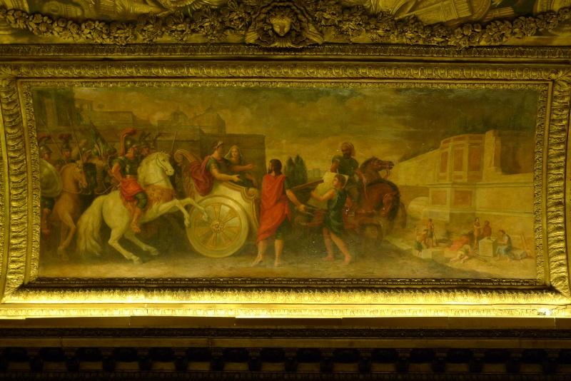 Versailles, aux chandelles  ... P1150018