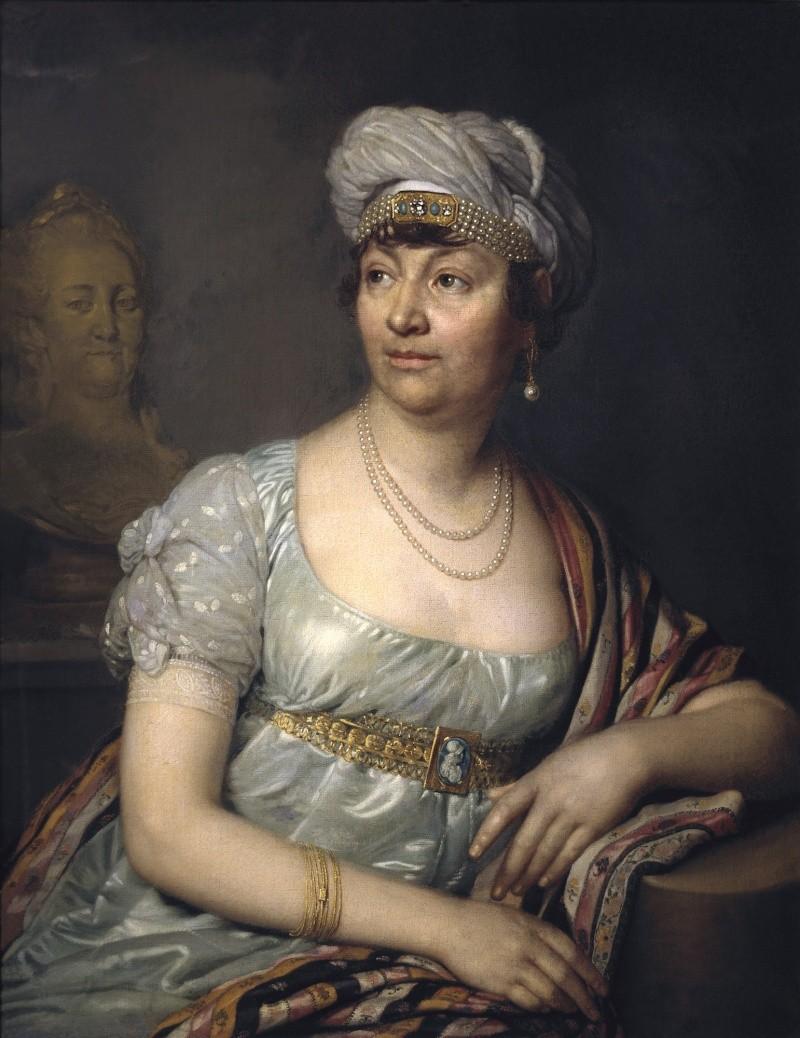 stael - La baronne Germaine de Staël - Page 3 Portra10