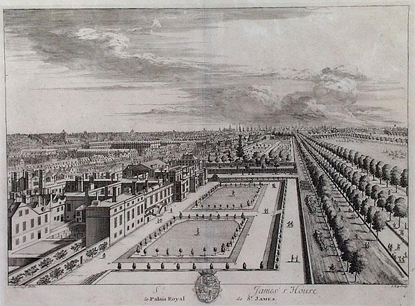 ...  à Londres, Saint-James Palace St_jam10