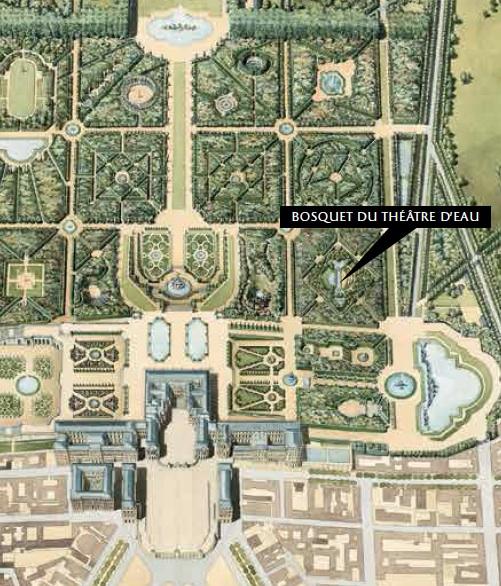 Jean-Michel Othoniel, à Versailles :   le nouveau Bosquet du Théâtre d`Eau Url23