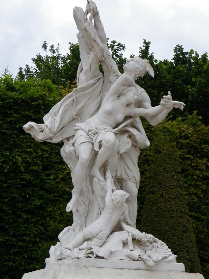 La statuaire dans les jardins de Versailles Versai37