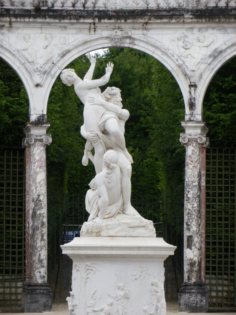 Le bosquet de la Colonnade Versai51