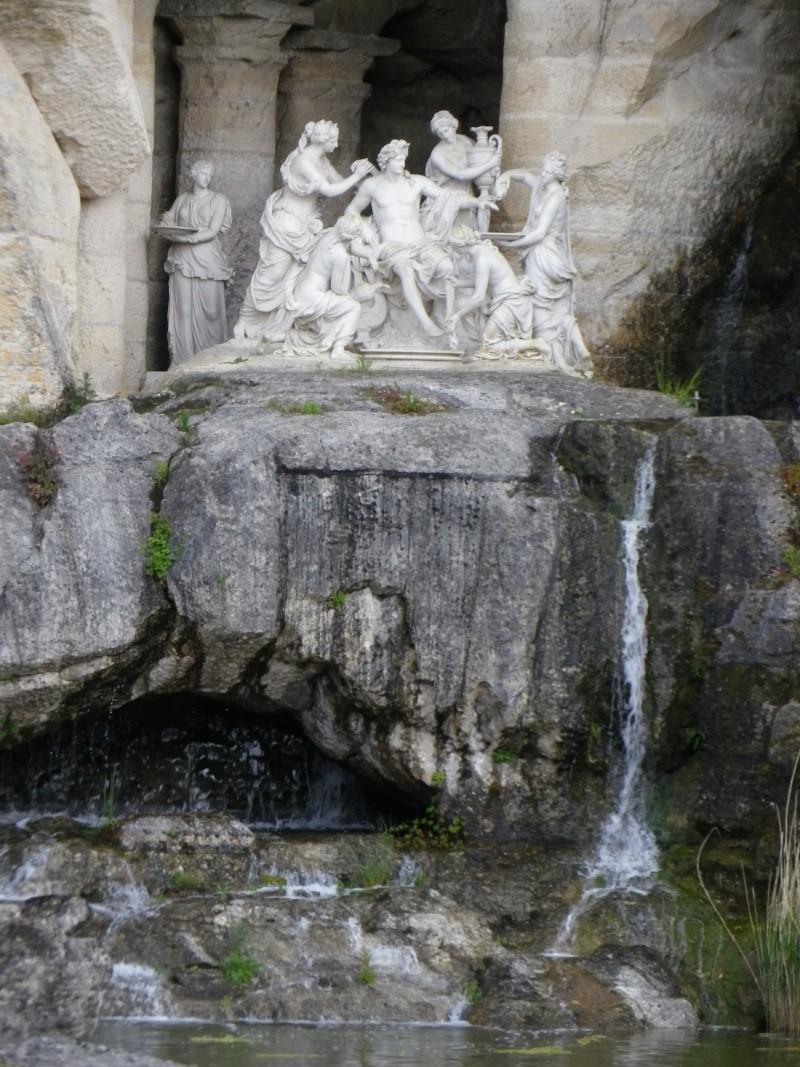 La statuaire dans les jardins de Versailles Versai54