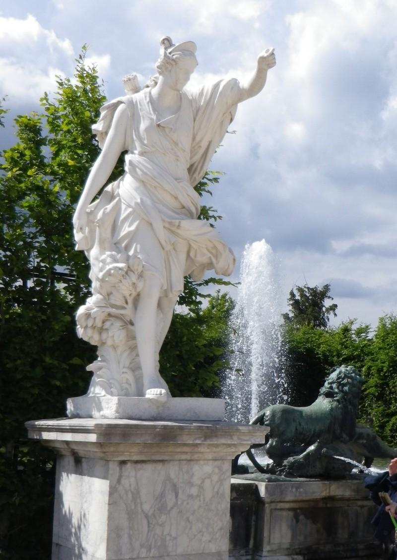 La statuaire dans les jardins de Versailles Versai61