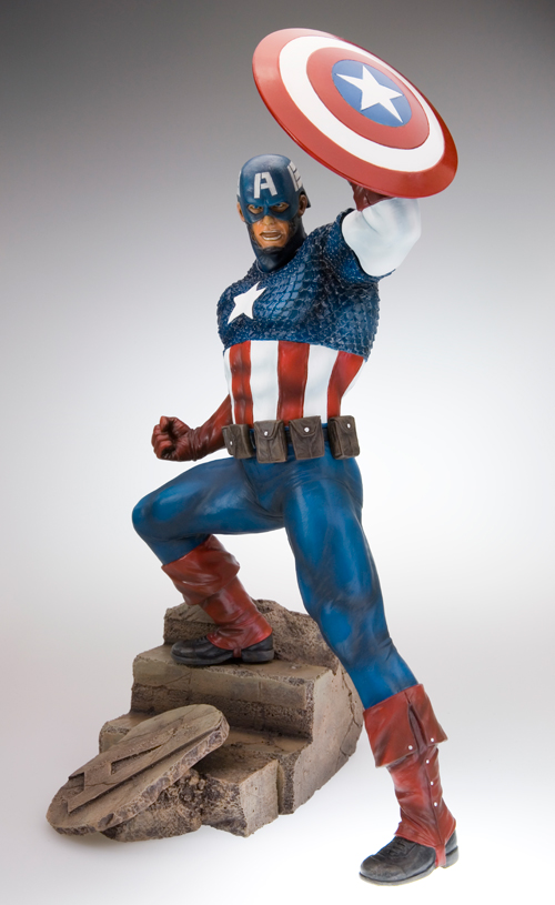 Avengers Reborn - CAPTAIN AMERICA All_0510