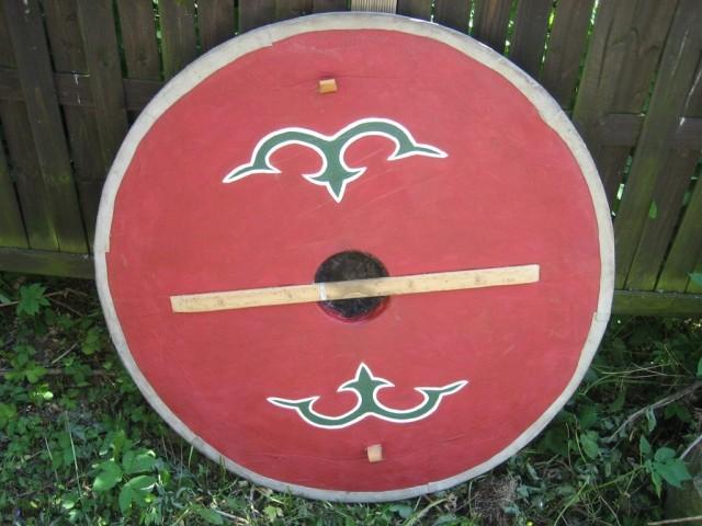realiser un bouclier viking de GN Boucli23